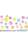 dot, dots, polka dot 42068047