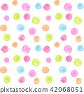 dot, dots, polka dot 42068051