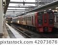 รถไฟ,ราง,ทางรถไฟ 42073676