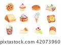 甜点套装 42073960