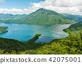 오쿠 닛코 반달 산 전망대에서 주젠지 호와 난타 이산 42075001