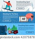 board, snow, snowboard 42075878