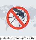 bite mosquito vector 42075965