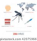 vector zika virus 42075966