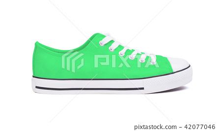 New sneaker shoe - Green 42077046