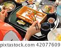 hot-spring hotel, yukata, dietary 42077609