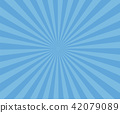 background radial vector 42079089