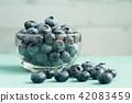blueberries, blueberry, fruit 42083459