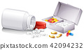 various, containers, pills 42094232