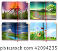 A Set of Landscape Book 42094235