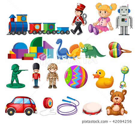 A Set of Childen Toys 42094256