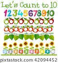 Math Count Number Template 42094452