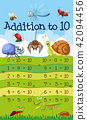 A Math Addition to 10 Lesson 42094456