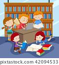 어린이, 애, 아이 42094533