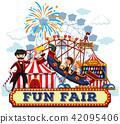 Fun Fair and Rides 42095406