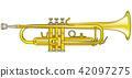 vector, vectors, trumpet 42097275