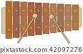 vector, vectors, xylophone 42097276