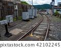 從Senboku站到南阿爾卑斯山的鐵路線/線 42102245
