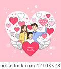 家庭 家人 家族 42103528