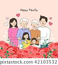 家庭 家人 家族 42103532