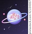 太空世界 42104007