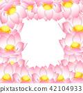 莲花 花朵 花 42104933
