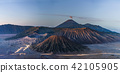 Panoramic Mount Bromo volcanic 42105905
