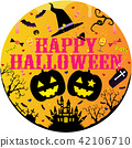 Halloween triangle hat 42106710