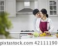 커플,신혼부부,부부,라이프스타일,일상,연인,연애 42111190