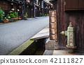 hidatakayama, old townscape, kamisanno town 42111827