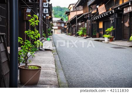 飛Tak高山老城區景觀 42111830