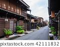 hidatakayama, old townscape, kamisanno town 42111832
