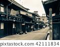 hidatakayama, old townscape, kamisanno town 42111834