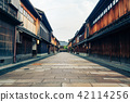 kanazawa, east chayamachi, higashi-chayamachi 42114256