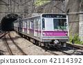 【東急Denento線Metro 8000系列Saginuma站】 42114392