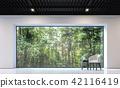 ห้อง,ป่า,หน้าต่าง 42116419