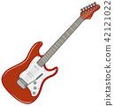 electric guitar, guitar, guitars 42121022