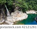 峽谷 風景 河 42121261