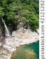 峽谷 風景 河 42121262