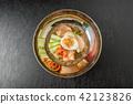 冷面 韩国菜 面条 42123826