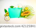 Summer diet, fresh fruits 42125841