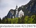 新天鵝堡 城堡 白鳥城堡 42126078