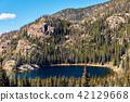 lake, mountain, landscape 42129668