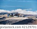 snow, house, landscape 42129701