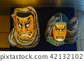 God images in Aomori Nebuta Matsuri 42132102
