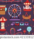 vector park amusement 42133912