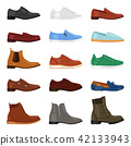 shoe vector boots 42133943