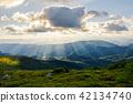 beautiful mountainous summer landscape 42134740