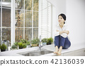 여성,여자,라이프스타일,일상,여가,여유,휴식 42136039