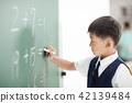 黑板 儿童 孩子 42139484